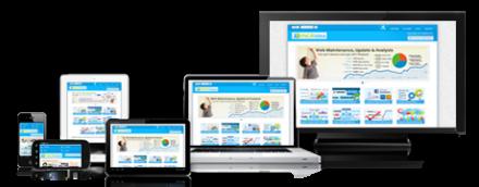 responsiv design och webbredaktörer