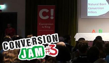 Conversion Jam 3