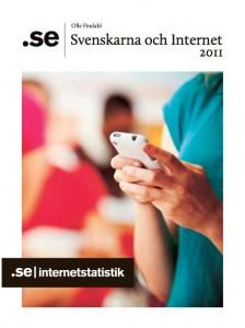 IIS har släpp Statistikrapporten Internet och svenskarna 2011